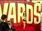 Ziyi Zhang at the 2005 MTV Movie Awards Arrivals at the Shrine Auditorium in Los Angeles California on June 4 2005