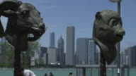 Zodiac Signs and the Chicago Skyline