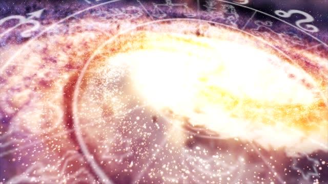 Sternzeichen Raum Galaxy