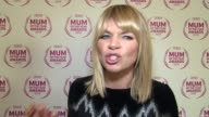 INTERVIEW Zoe Ball on the awards what mum's mean and upcoming plans at Tesco Mum of the Year awards on 1st March 2015 in London England