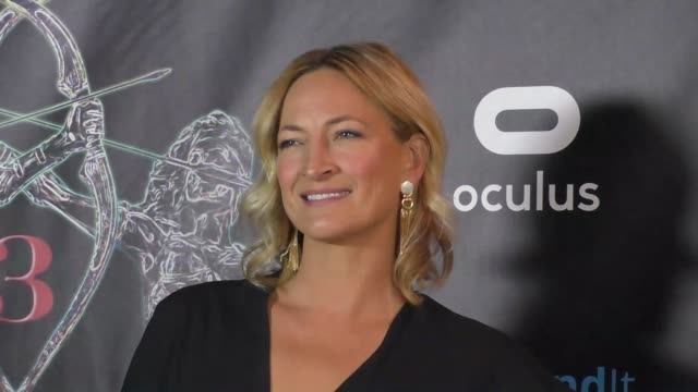 Zoe Bell at the 2017 Artemis Women In Action Film Festival Opening Night Gala on April 20 2017 in Beverly Hills California