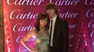 Zoe Kazan and Paul Dano at the 2009 Palm Springs International Film Festival at Los Angeles CA