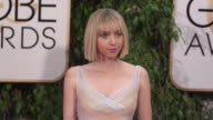 Zoe Kazan at the 73rd Annual Golden Globe Awards Arrivals at The Beverly Hilton Hotel on January 10 2016 in Beverly Hills California 4K