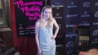 Zoe Kazan at the Gen Art Film Festival Screening Of 'Happythankyoumoreplease' at New York NY
