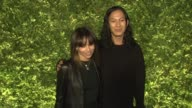 Zoe Kravitz and Alexander Wang at the Green Auction Bid to Save The Earth and Runway to Green Fashion Show at New York NY