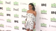 Zoe Kravitz at the 2014 Film Independent Spirit Awards Arrivals on March 01 2014 in Santa Monica California