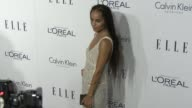 Zoe Kravitz at the 2015 ELLE Women in Hollywood Awards at Four Seasons Hotel Los Angeles at Beverly Hills on October 19 2015 in Los Angeles California