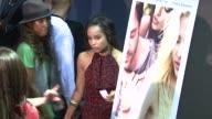 Zoe Kravitz at the 'Vicky Cristina Barcelona' Premiere at New York NY