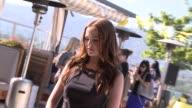 Zoey Deutch at Kate Spade Saturday Summer Solstice Party on June 20 2014 in Los Angeles California