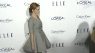Zoey Deutch at the 2015 ELLE Women in Hollywood Awards at Four Seasons Hotel Los Angeles at Beverly Hills on October 19 2015 in Los Angeles California
