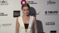 Zoey Deutch at the 23rd Annual Elton John AIDS Foundation Academy Awards Viewing Party Sponsored By Chopard Neuro Drinks And Wells Fargo on February...