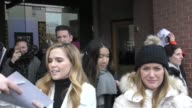 Zoey Deutch on Main Street at the Sundance Film Festival in Park City at Celebrity Sightings in Park City UT on January 20 2017