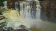 Zongo falls in DRC