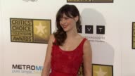 Zooey Deschanel at 2012 Critics' Choice Television Awards Zooey Deschanel at 2012 Critics' Choice Television at The Beverly Hilton Hotel on June 18...