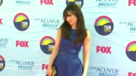Zooey Deschanel at 2012 Teen Choice Awards on 7/22/12 in Los Angeles CA