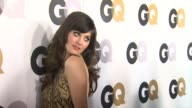 Zooey Deschanel at the GQ's 2011 'Men Of The Year' Party at Los Angeles CA