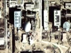 Zoom in to satellite image of nuclear plant Iran