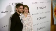 Zosia Mamet and Evan Jonigkeit at Fox Searchlight Pictures 'I Origins' New York Premiere Presented By Marc By Marc Jacobs at Landmark Sunshine Cinema...