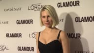 Zosia Mamet at Glamour Magazine's 24th Annual Women Of The Year Awards at Carnegie Hall on November 10 2014 in New York City