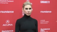 Zosia Mamet at 'Weiner Dog' Screening 2016 Sundance Film Festival at Eccles Center Theatre on January 22 2016 in Park City Utah