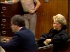 Zsa Zsa Gabor at the Zsa Zsa GaborTrial Interiors on October 25 1989