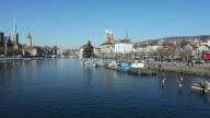Zurich Cityscape, Switzerland
