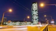 Zurich Prime Tower Hyperlapse