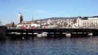Zurich - Time Lapse