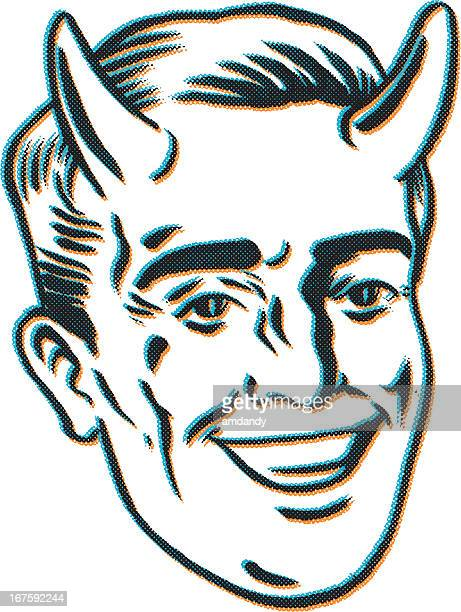 retro horndog - sexual fetish stock illustrations, clip art, cartoons, & icons