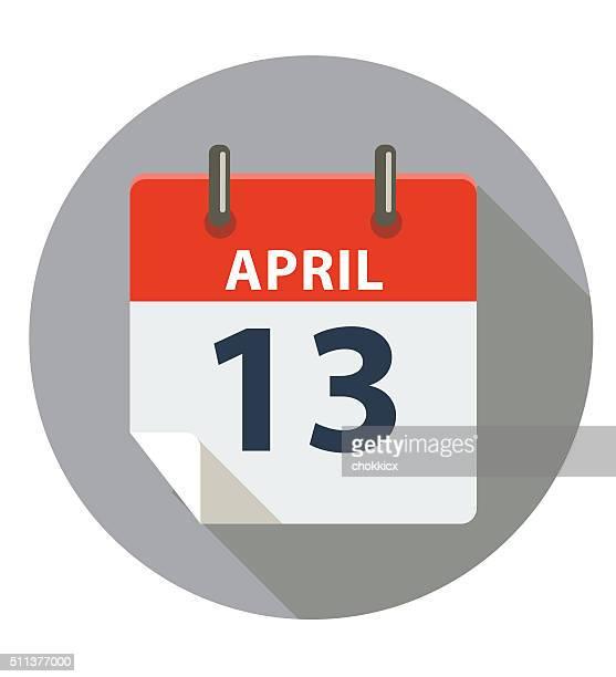 APRIL 13