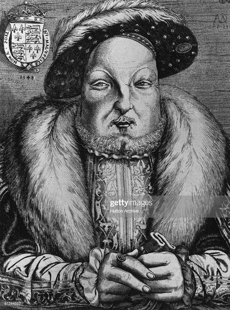 500 Years Since Henry VIII Was Crowned King Of England