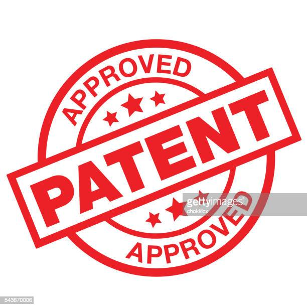 patent approved - legal document stock illustrations, clip art, cartoons, & icons