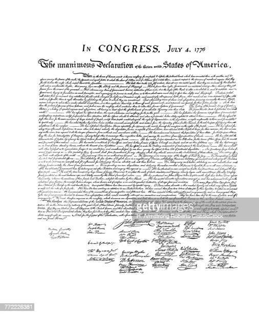 declarationのイラスト素材と絵 getty images