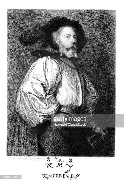 1400s 1490s PORTRAIT OF...