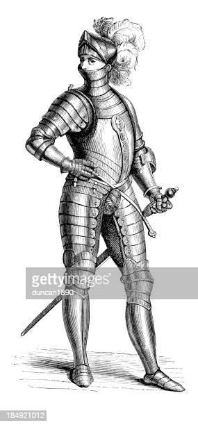 16th Century Soldier