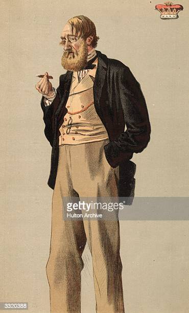 Conservative politician who held several government posts John Rutland 7th Duke of Belvoir Vanity Fair No 150 Statesmen No 93 He was once offered the...