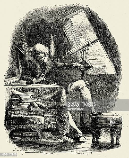 17th Century Astronomer