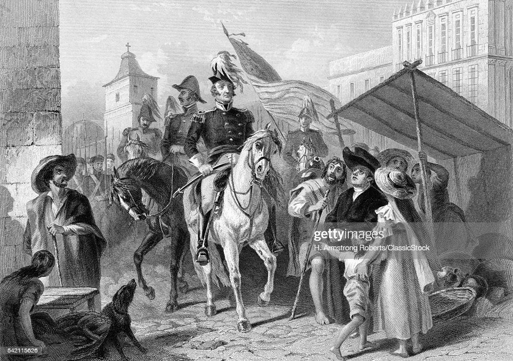 1840s 1847 AMERICAN... : News Photo
