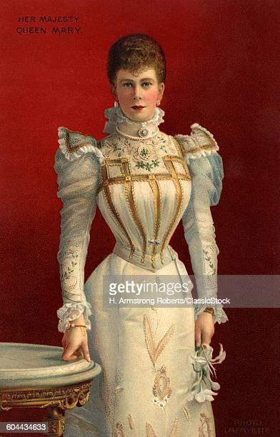 1890s PORTRAIT OF HER.