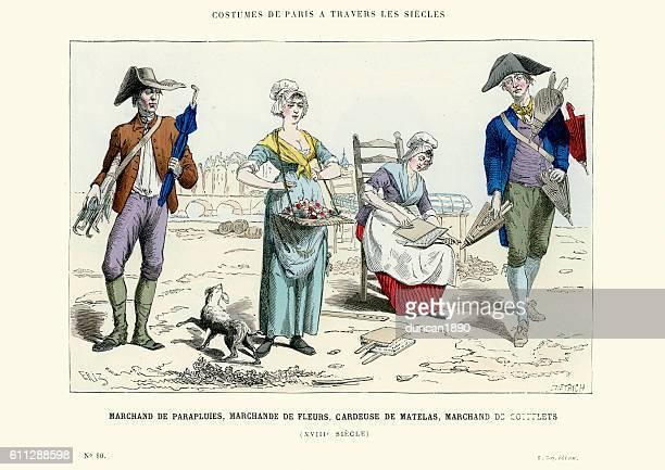 18th Century French Merchants