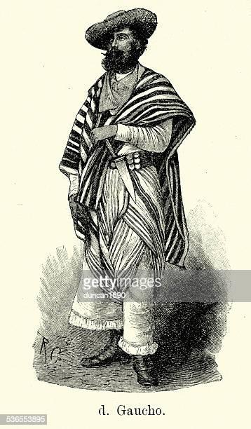 19th Century Argentina - Gaucho