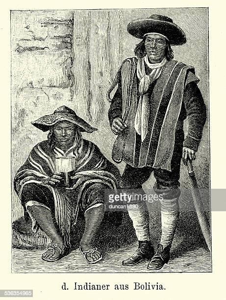19th Century Natives of Bolivia
