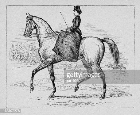 Riding ladies napoleon Amazing Amazons