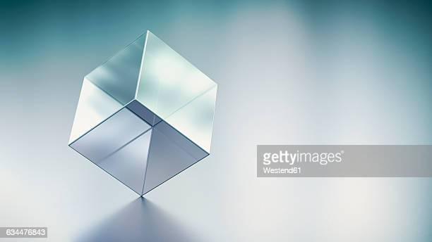 3d-rendering, cuboid, balance, copy space - balance stock illustrations