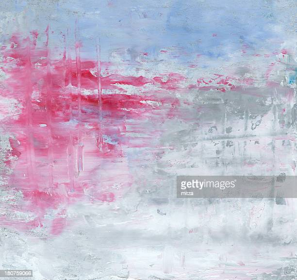 Aabstract background in white, gray, light blue and red