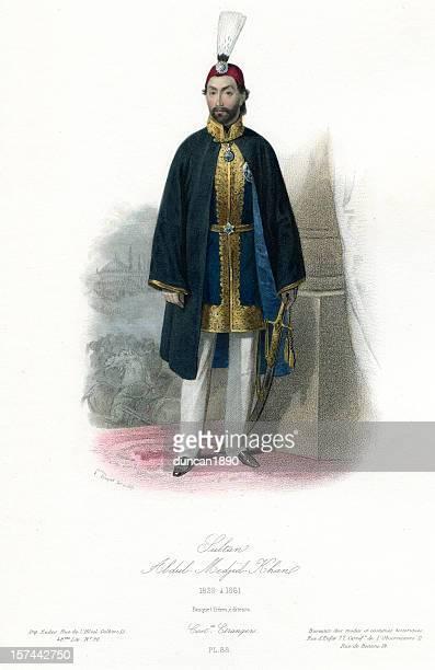 Abdülmecid I Abdul Mejid Sultan of Turkey