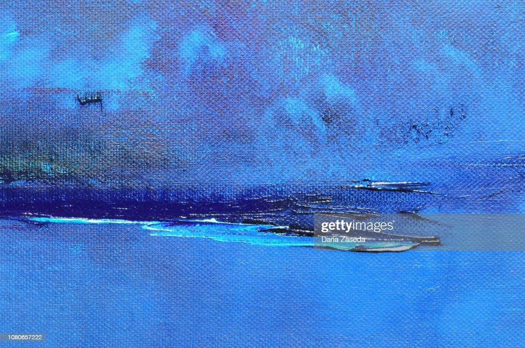 Abstract Art Background Blue White Dark Blue High Res Vector