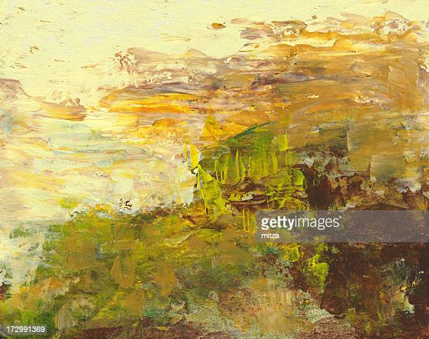 Abstract background in earth colors (II)