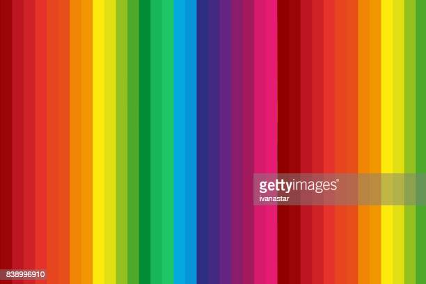 Abstract Background Rainbow Spectrum