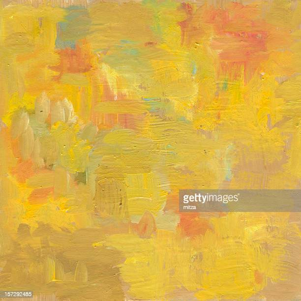 Abstract backgrounds in warm colors